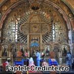 Sfanta Manastire Nicula Altar